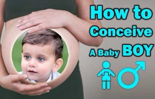 Ways to Get Pregnant with a Baby Boy Naturally